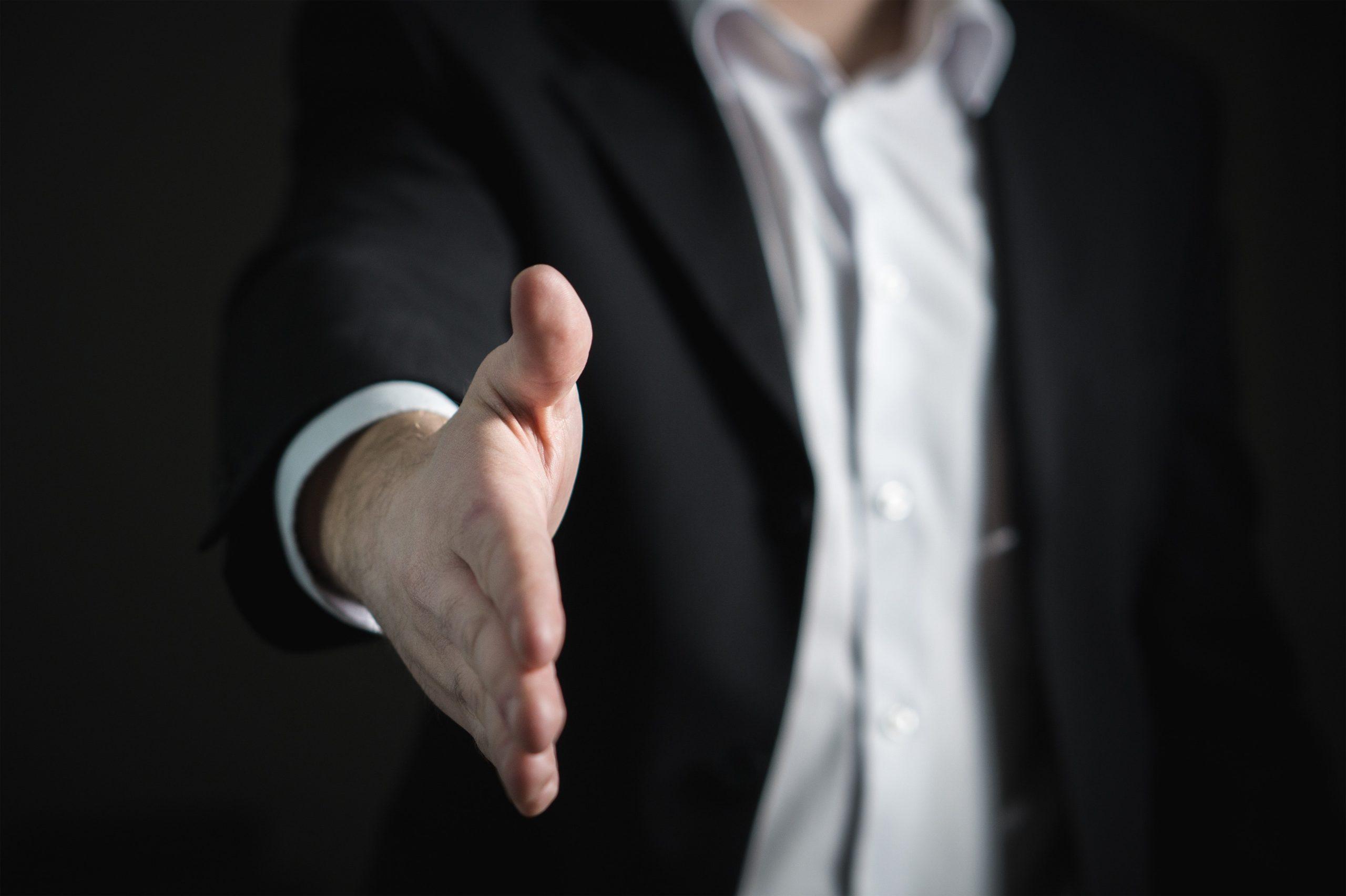 sales person image